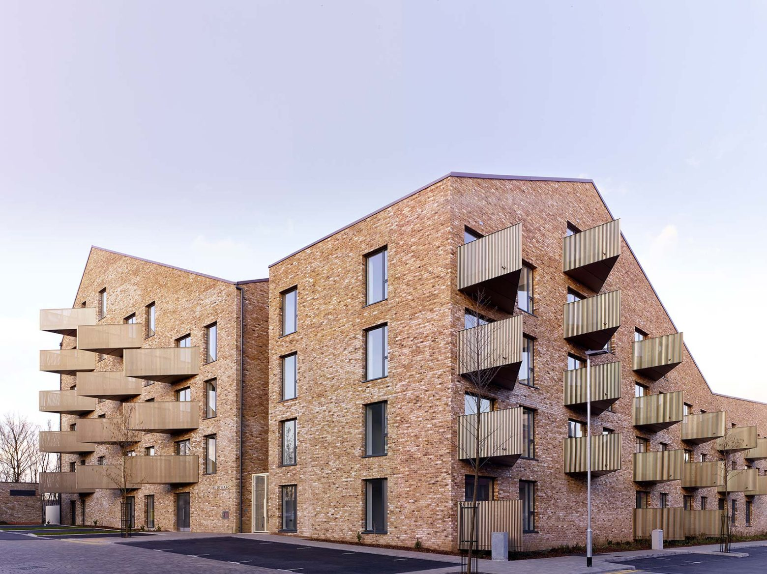 The Echoes wins RIBA East Award