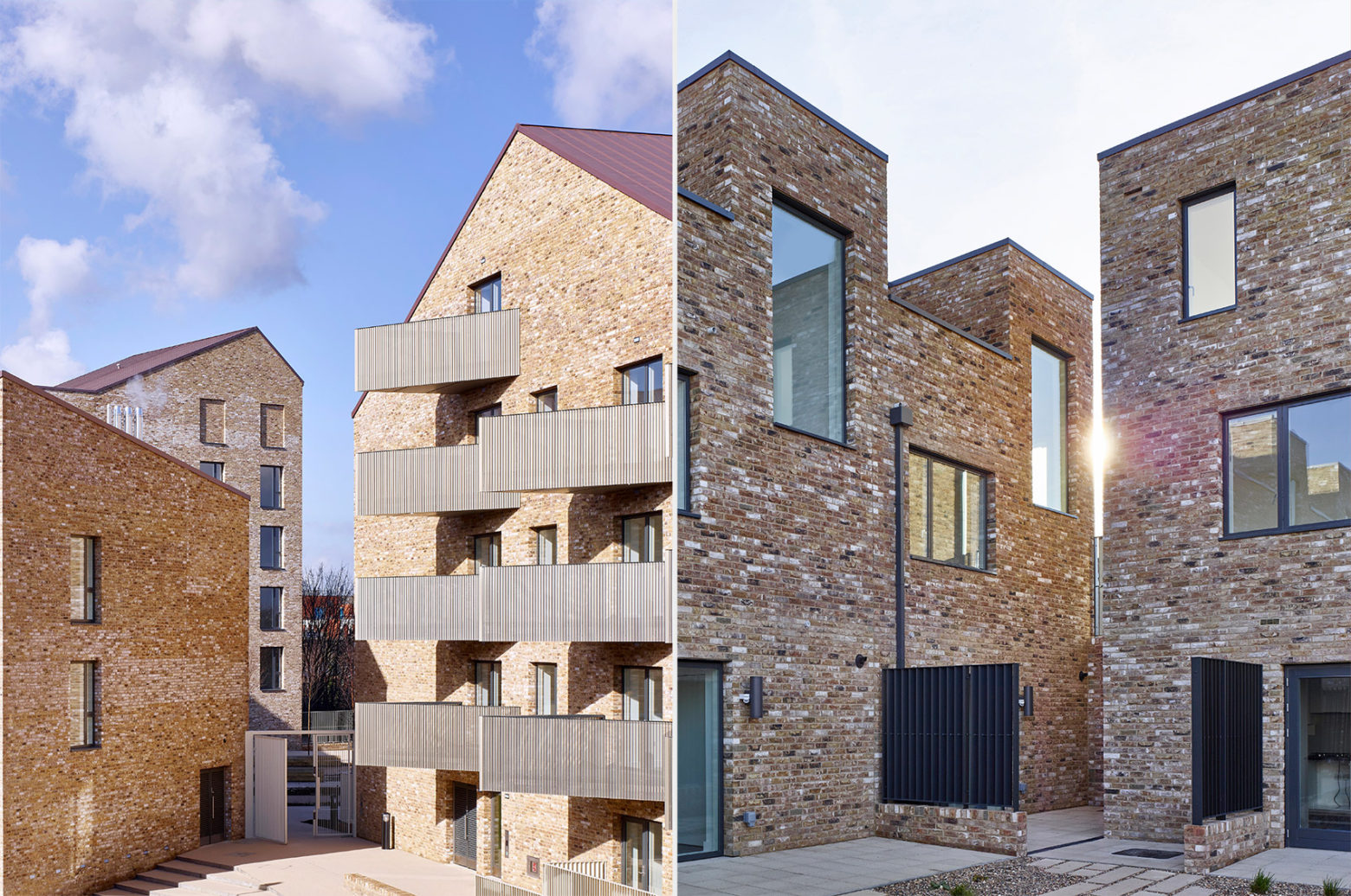 Thurrock housing projects shortlisted for the AJ Architecture Awards