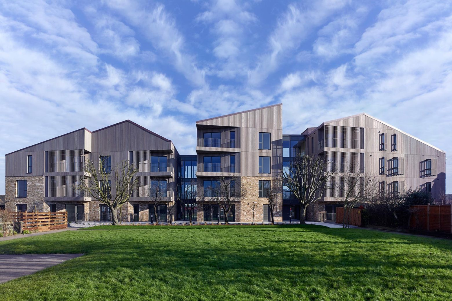 Bruyn's Court published as an exemplar project by the Housing Learning Improvement Network
