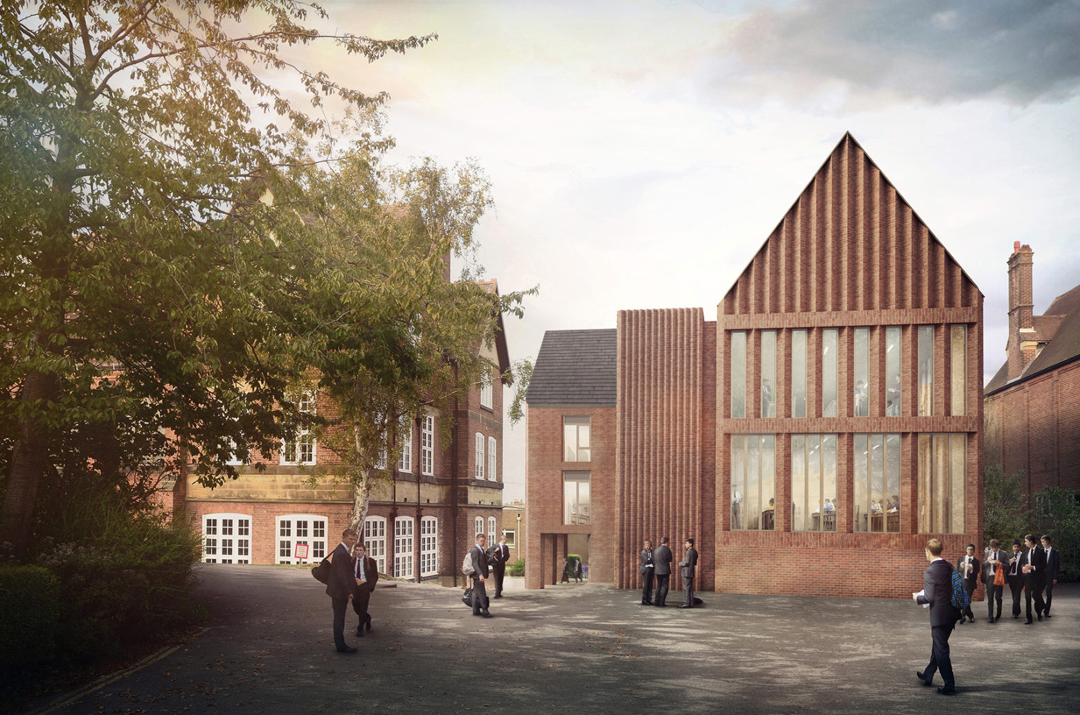 New Arts and Literature Building for Skinners' School starting on site