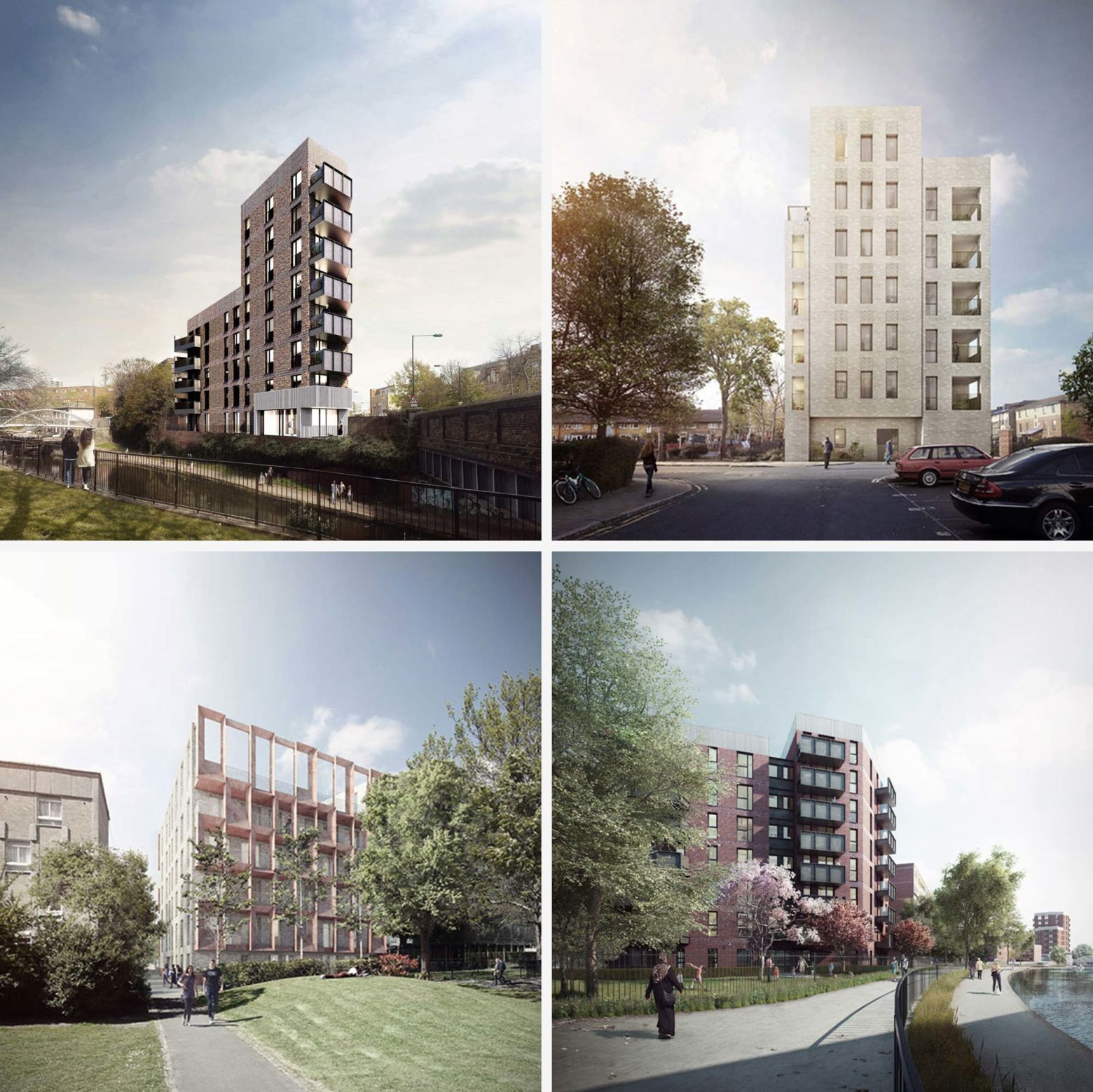 Planning granted for new council homes in Tower Hamlets