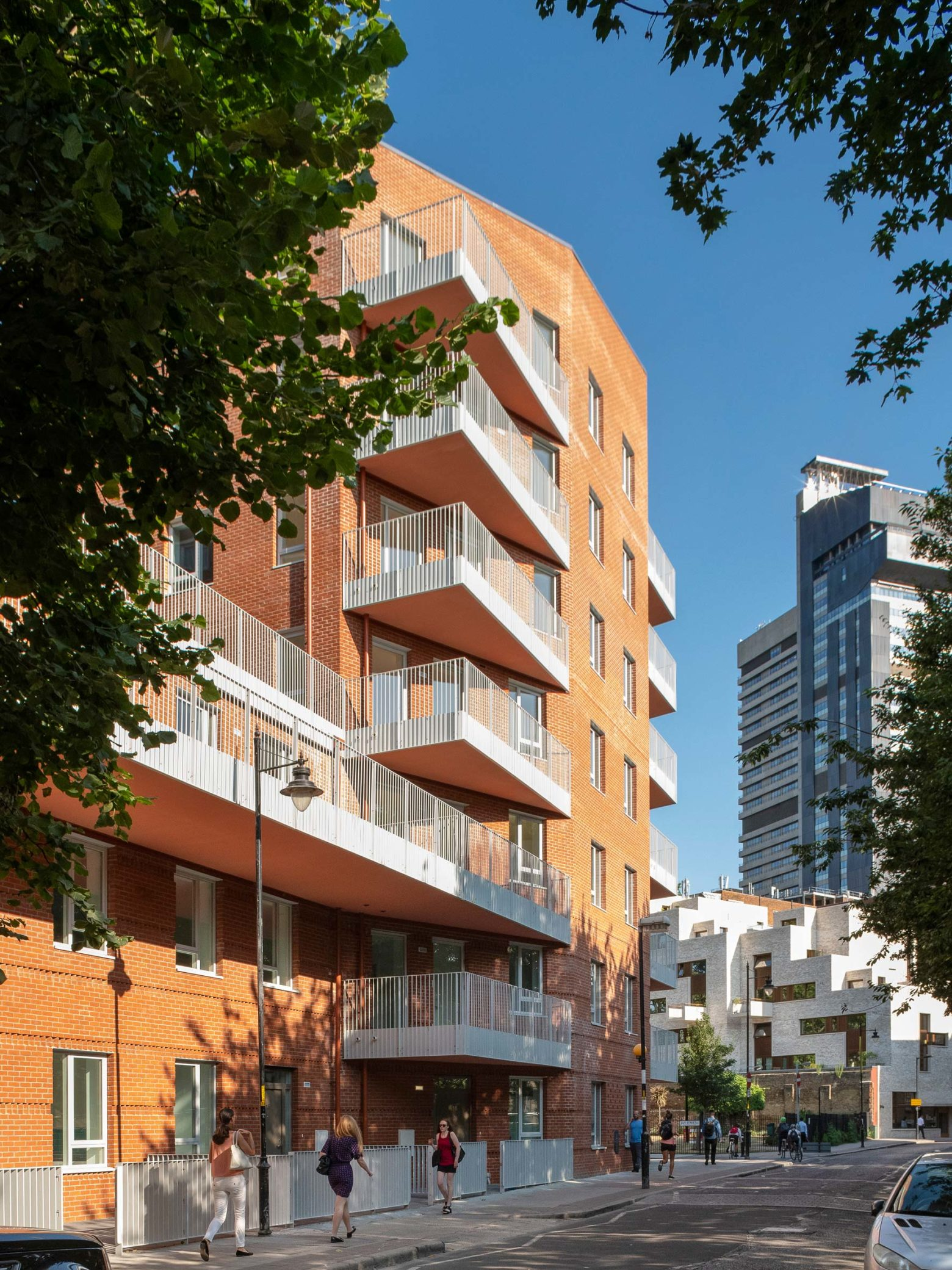 Two projects shortlisted for Housing Design Awards