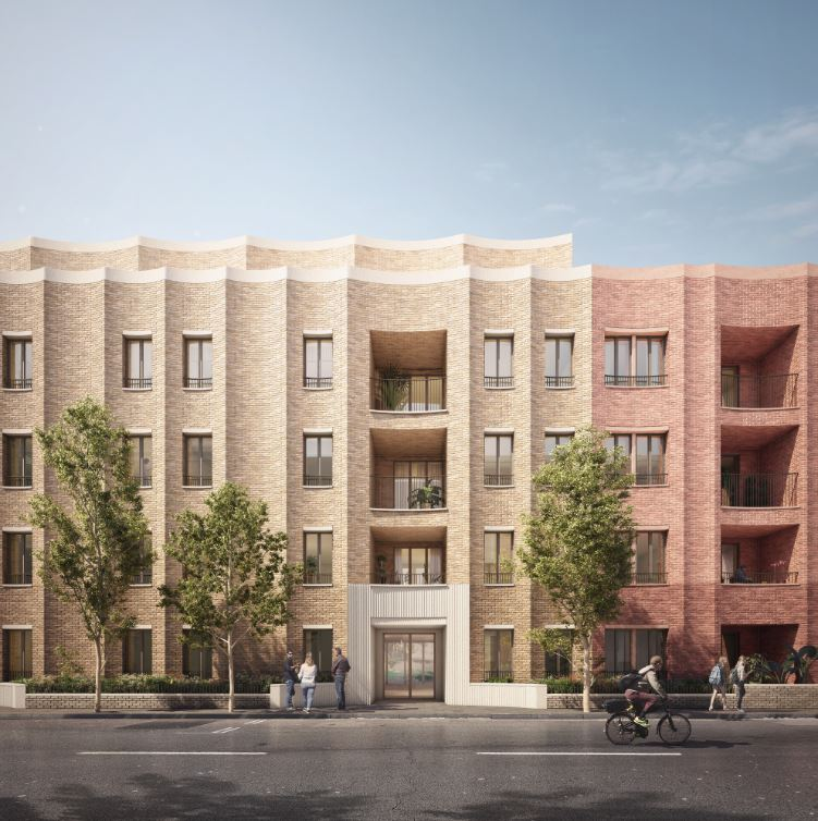Cosway Street recognised with Housing Design Award