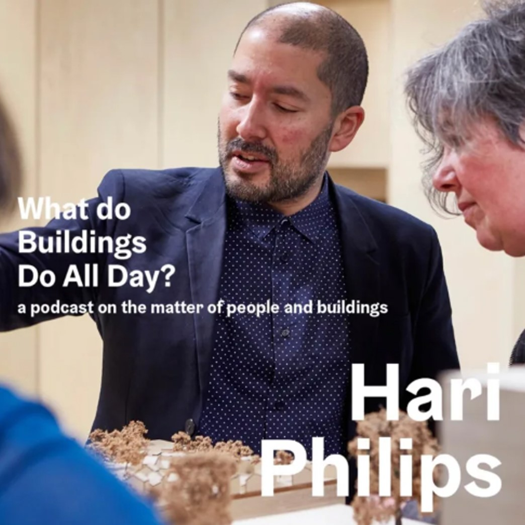 What Do Buildings Do All Day podcast
