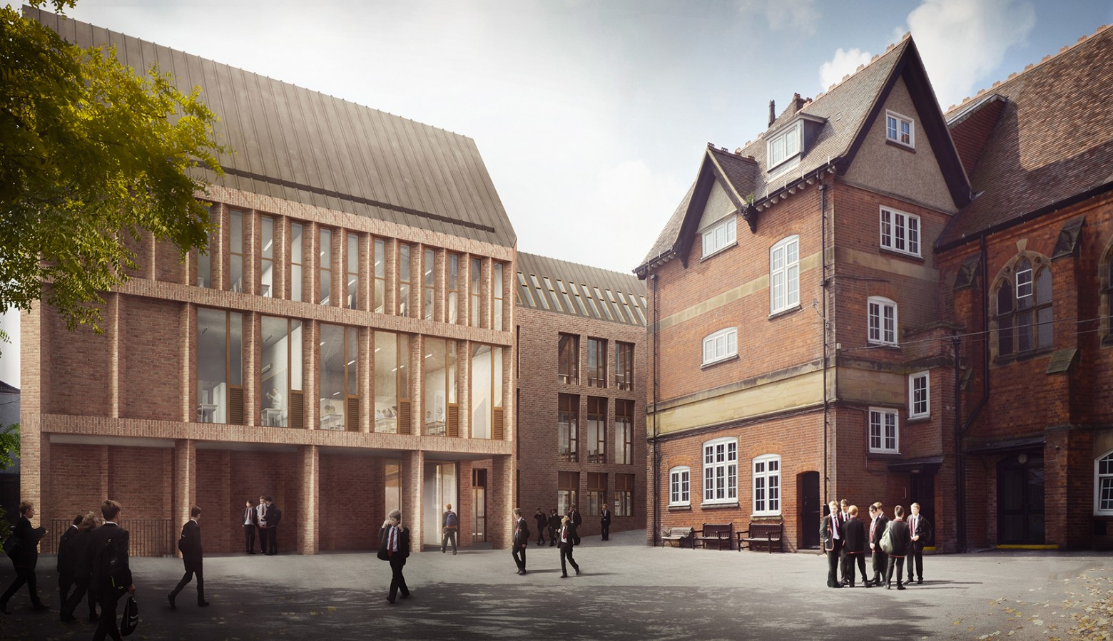 Planning granted for Skinners' Arts Centre
