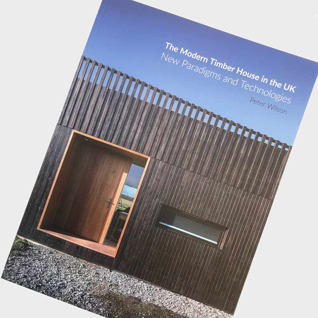 Heron Court featured in book celebrating timber architecture