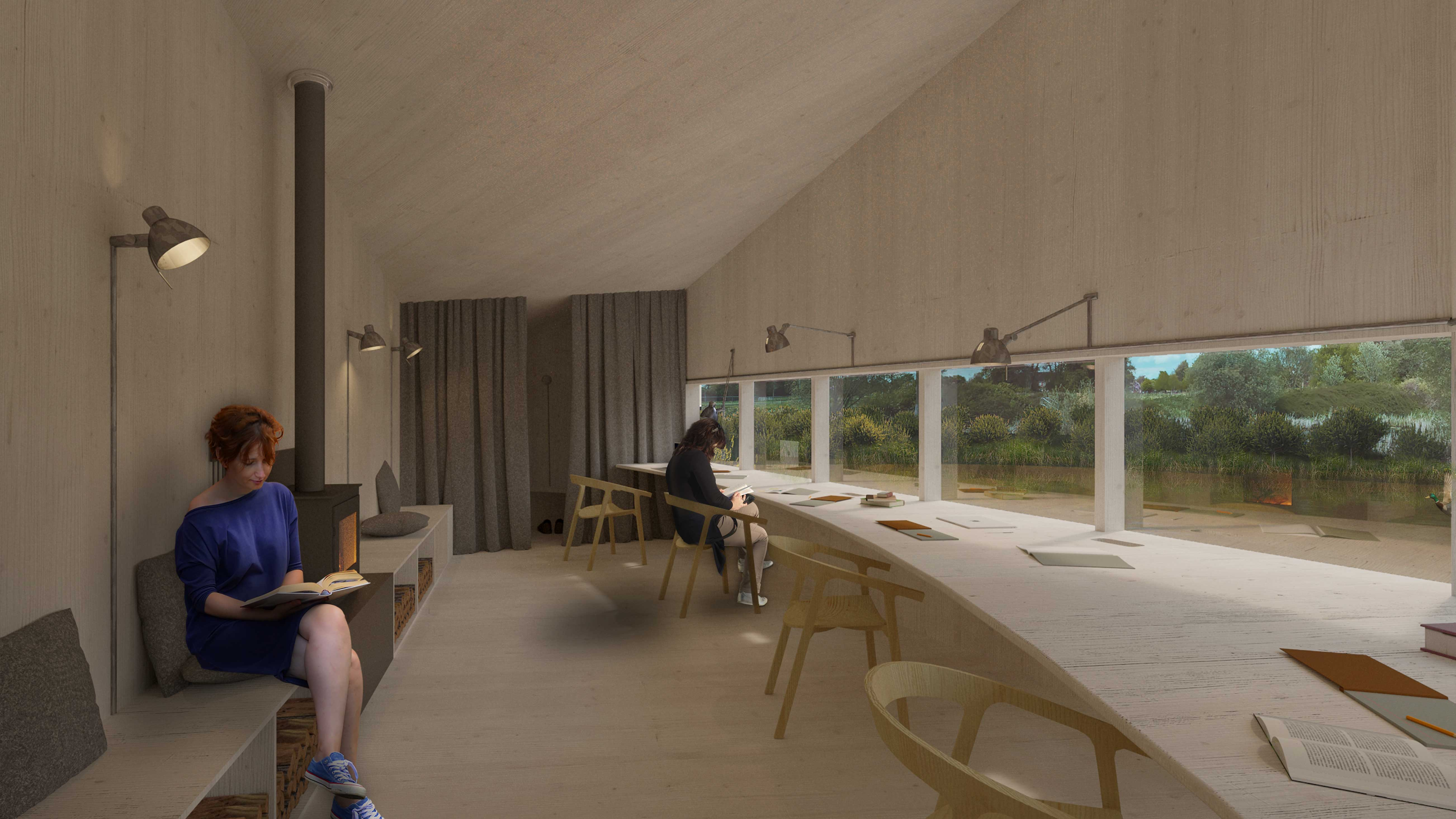 Harwell Hide submitted for planning