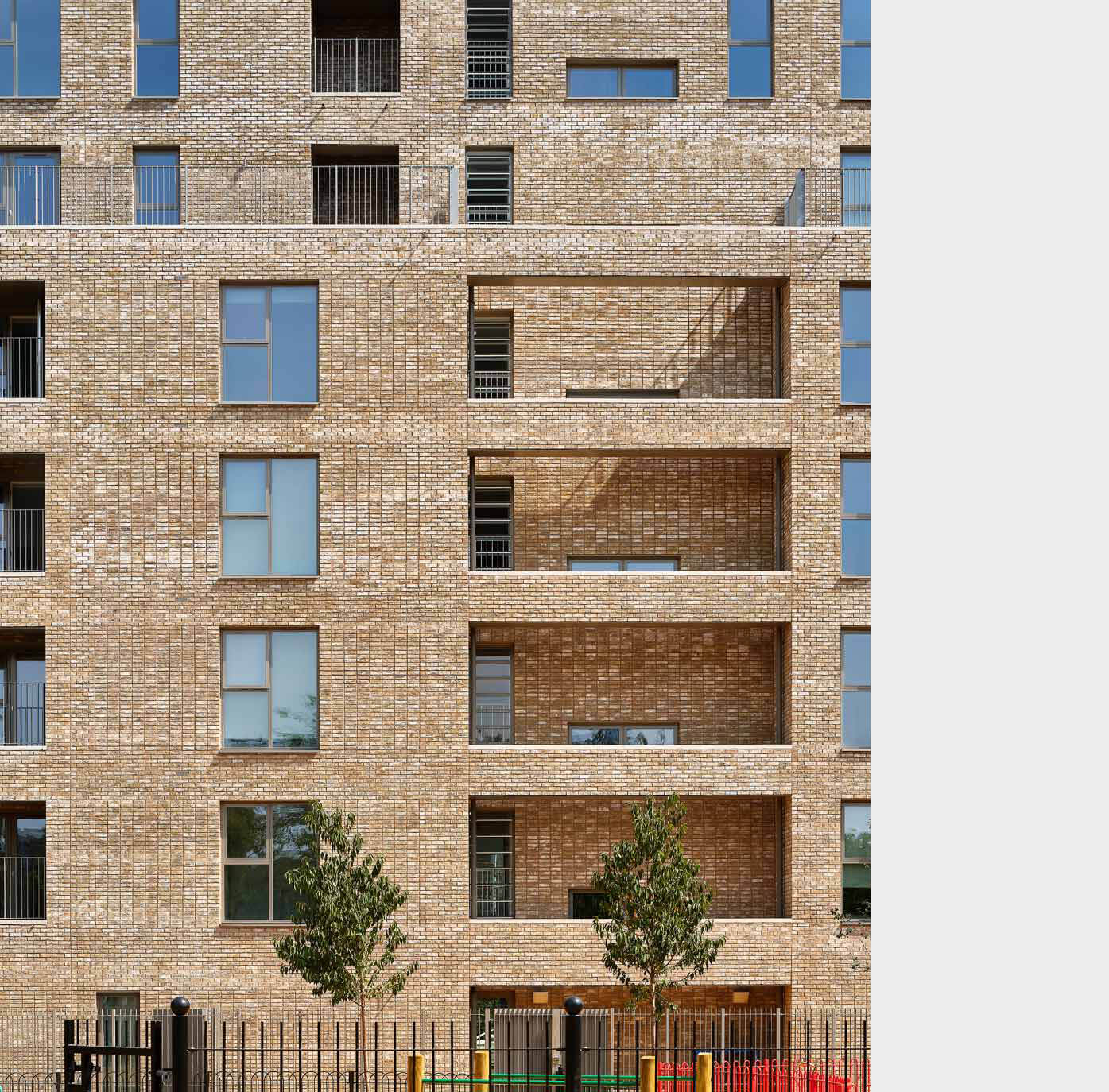 New council housing completed in Stepney