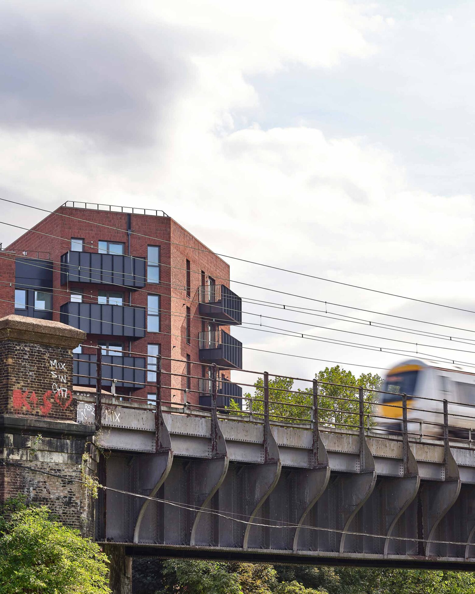 Second housing development completed for Tower Hamlets