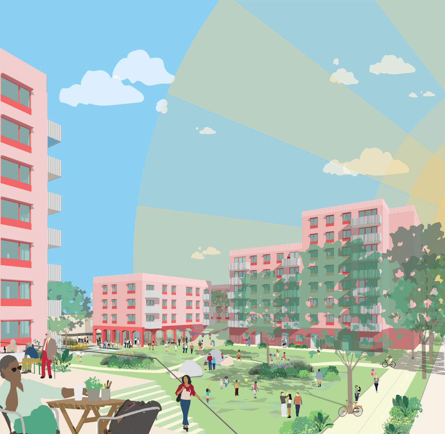 Appointment for major estate in Hounslow