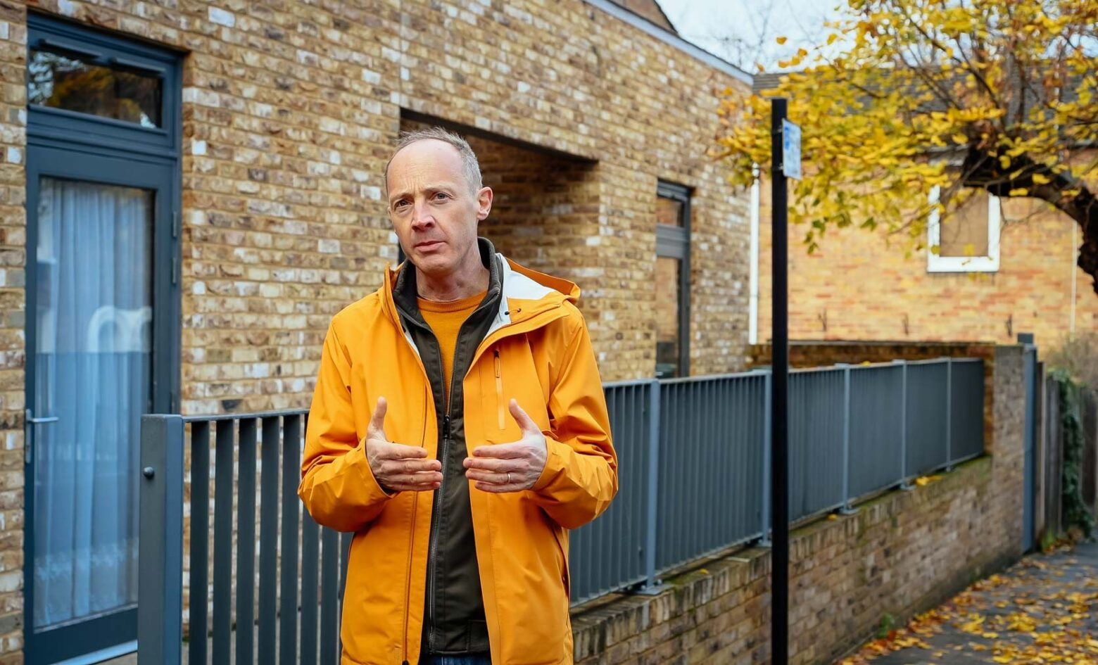 Open City film about our Greenwich housing